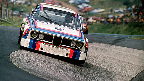 ADRENALIN - THE BMW TOURENWAGEN STORY.