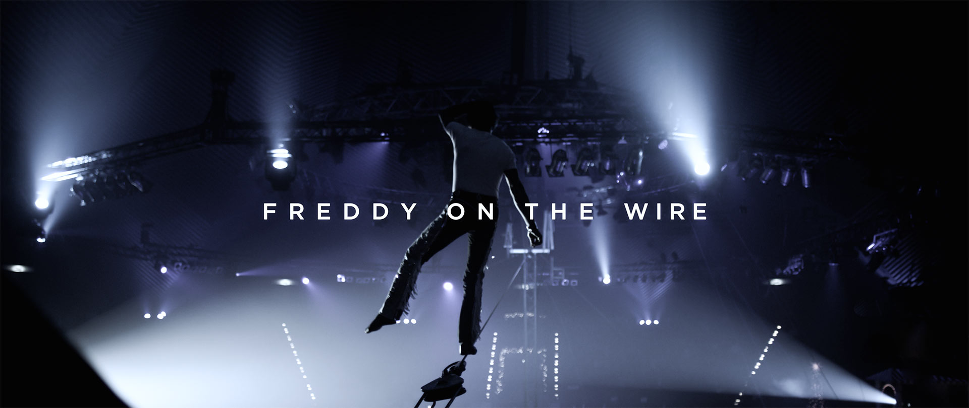 Freddy on the Wire